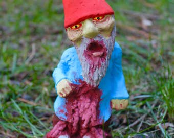 Zombie Gnomes: Almost Organless Oscar