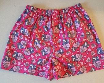 Men's Valentine's Day Boxer Shorts