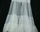 Ladies Netting Petticoat for Long Dress or Skirt