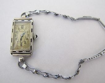 1920-30's Deco Design GRUEN Ladies Wrist Watch ON SALE