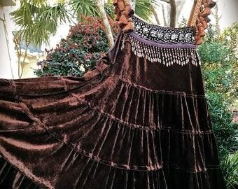 Beaded Gypsy Dancing Dress