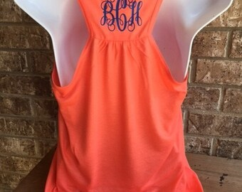 ADD Monogram to front or back