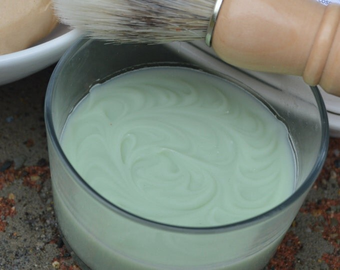 Sexy Beast Vegan Shaving Soap 4oz