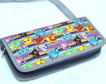 Eeveelutions - Switch carrying case