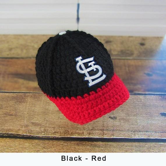 baby boy baseball cap baseball cap crochet st louis