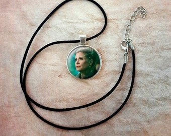 General Leia Organa - Carrie Fisher - Princess Leia Necklace