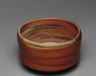 Tea Bowl Matcha Chawan Wood Fired A37
