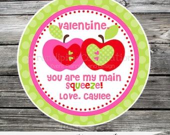 Printable Valentine Cards, go squeeze Valentine's Day Cards, Classroom Cards, Valentine's Day,  Kids Valentine Cards, DIY Valentine's Card