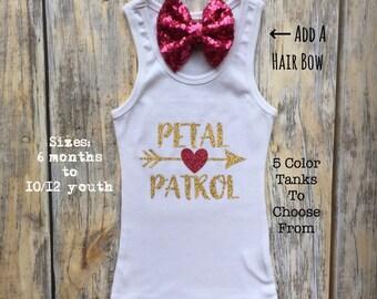 Flower Girl Shirt, Flower Girl Dress, Flower Girl Shirts, Bridesmaids Shirts, Bridal Party Shirts, Flower Girl Outfit, Flower Girl Basket