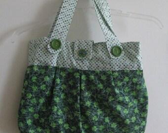 Luck of the Irish Handbag/Tote