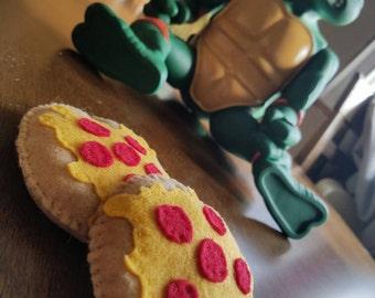 Ninja Turtle Pizza Bean Bags - Set of 3, 4, 5 or 6!