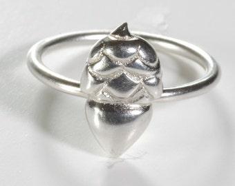 Little Acorn Ring