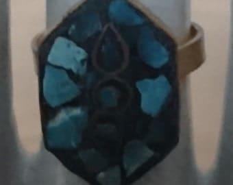 Vintage celtic design ring
