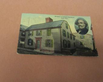Birthplace of Nathaniel Hawthorne