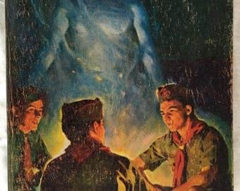Boy Scout 1958 Handbook for Boys
