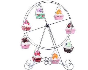 Ferris Wheel Cupcake Display Stand Wedding Birthday Baby Shower Circus Party