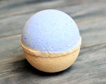 Life's A Beach Bath Bomb Handmade Artisan Bath Fizzy Clay Homemade Bath Bomb Handcrafted Foot Soak Party Favor Gift for Her Tropical Fruit