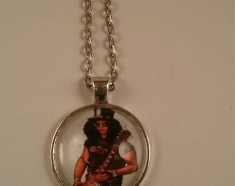 Slash Music Handmade Charm Necklace