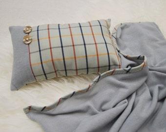 Newborn Photo Prop; Newborn Set: Posing Pillow; Posing Blanket; Newborn Blanket; Newborn Prop; Photo Pillow; Newborn Boy Prop; Boy Outfit