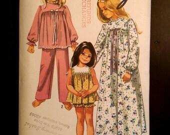 Vintage Sewing Pattern - Sewing Pattern - Vintage clothes - Vintage Pattern - Vintage Fashion - Fashion Pattern - Vintage Clothing - Pattern