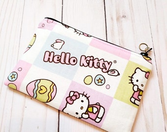 Easter Hello Kitty Small Zipper Pouch