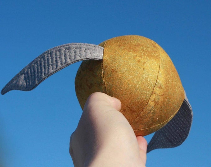 Wizard Boy rattle ball toy