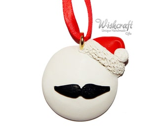moustach Christmas tree Decoration - ornament