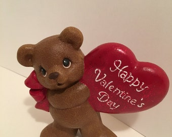 Happy Valentine's Day bear
