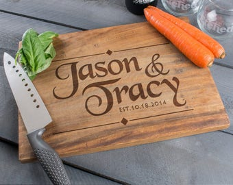 Couple Cutting board, gift ideas for boyfriend, gift ideas for men, gifts for girls, gifts for him, gifts for husband, personalized gifts