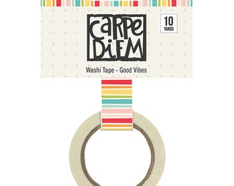 NEW! Good Vibes Washi Tape from Simple Stories' Summer Days Collection