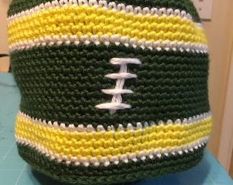 Football fanboy hat