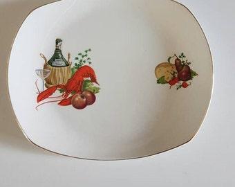 Harry Hancock Fish Plate