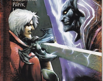Devil May Cry #3, Variant Cover B - Dreamwave Productions - Grade VF