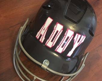 Helmet Sticker Etsy - Motorcycle helmet decals and stickers
