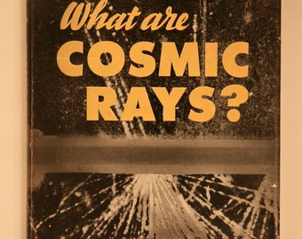 What Are Cosmic Rays - BOOK