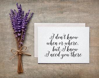 Will you be my Bridesmaid Card - Bridesmaid Gift, Bridesmaid proposal card, nc18
