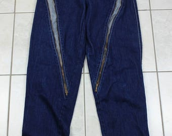 Fancy Ass Hip Hop 1980s Vintage Jeans