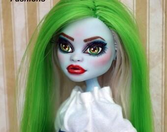 Maci -  Doll repaint. OOAK Abby Bominable