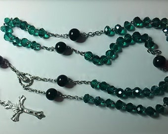 Rosary Glass & Stone