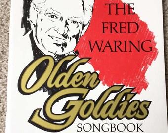 Fred Waring Songbook, Barbershop Quartet, Quartet Music, Vocal Quartets, Golden Oldies, Sweet Adelines, Main Street USA, Sheet Music