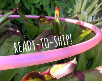 "Ready To Ship | Pink Lotus Flower | 29"" OD | 3/4"" Polypro"
