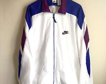 Vintage Nike Windbreaker Women's XL