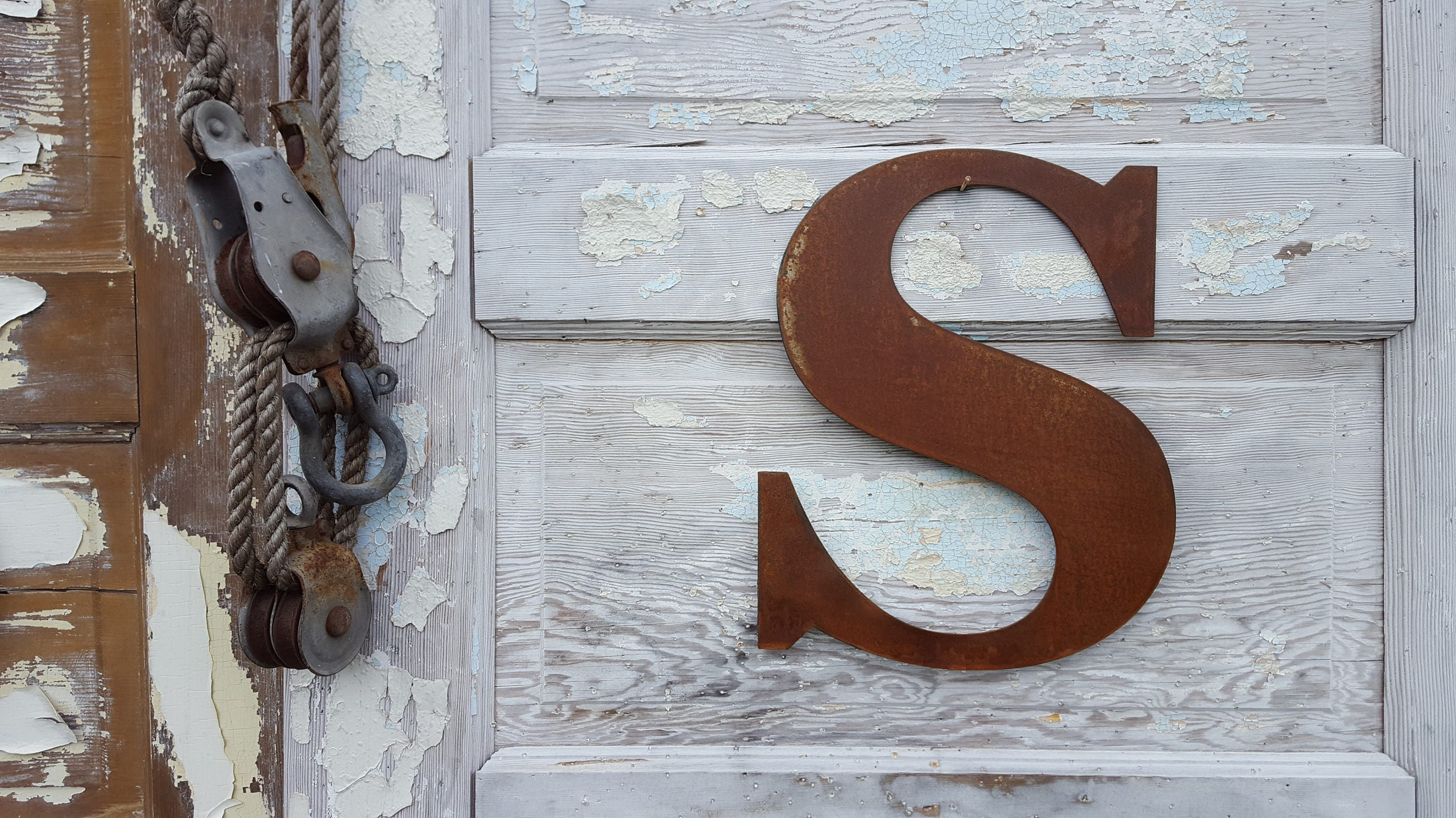 Rustic Metal Letters And Numbers 12 Metal Letters & Numbers Large Monogram Rustic Number Rusted