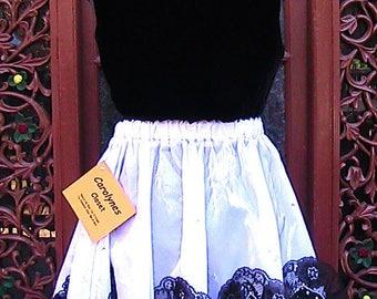 Full Skirt (Vest offered separately)
