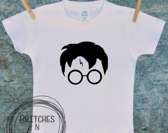 Harry Potter Inspired // Baby Apparel, Toddler Shirts, Trendy Baby Clothes, Cute Baby Clothes, Baby and Toddler Clothes
