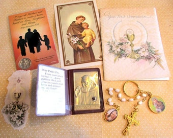 Lot of Six Religious Icons