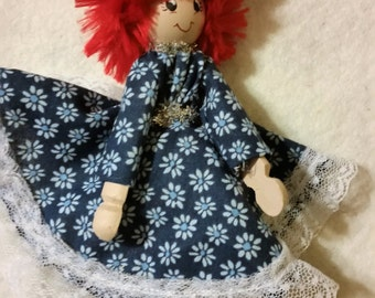 Clothespin Doll 7