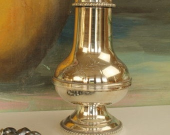 Victorian Silver Plated Sugar Caster