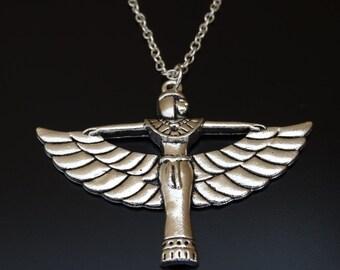 Cleopatra Necklace, Cleopatra Charm, Cleopatra Pendant, Cleopatra Jewelry, Egyptian Jewelry, Egyptian Necklace, Egyptian Charms, Queen