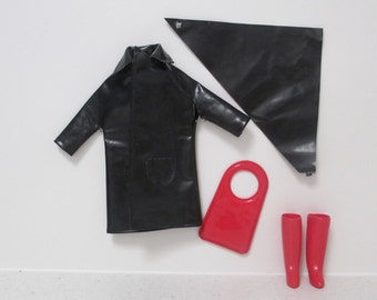 """Pedigree Sindy doll """"Shopping In The Rain"""" outfit"""